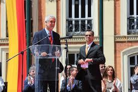 Posesión Alcalde de Bogotá 2016-2020