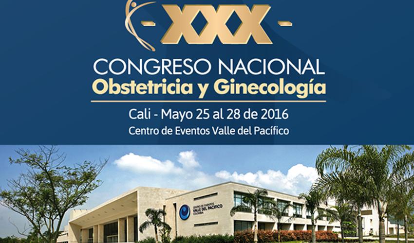 XXX Congreso Nacional de Obstetricia y Ginecología